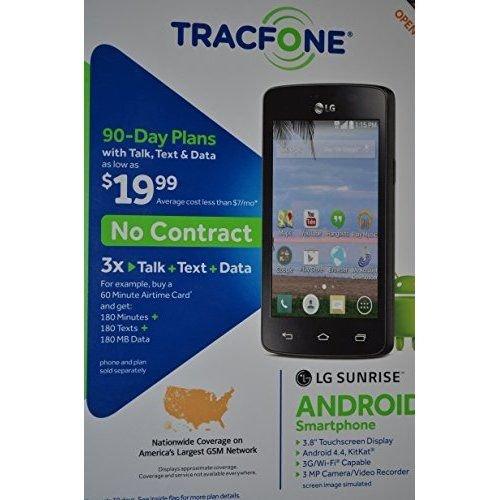 Tracfone LG Sunrise L15G
