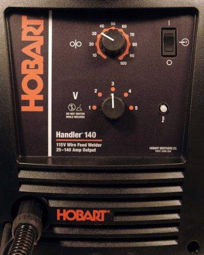Hobart 500559 Handler 140 Mig Welder 115v Import It All
