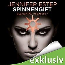 Spinnengift (Elemental Assassin 7) Hörbuch von Jennifer Estep Gesprochen von: Tanja Fornaro