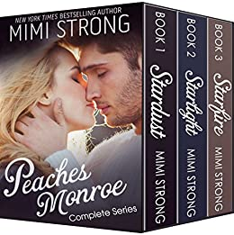Peaches Monroe Series Complete Boxed Set by [Strong, Mimi]
