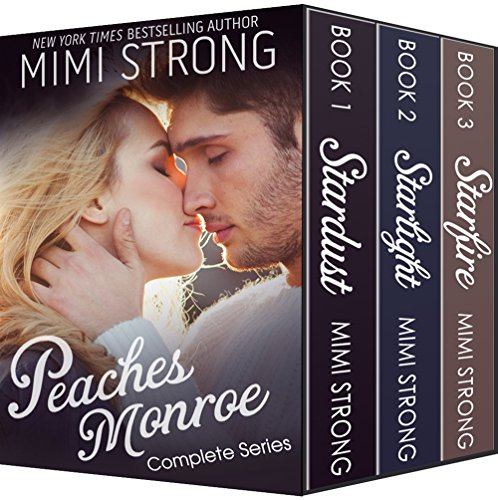 Peaches Monroe Series Complete Boxed Set cover