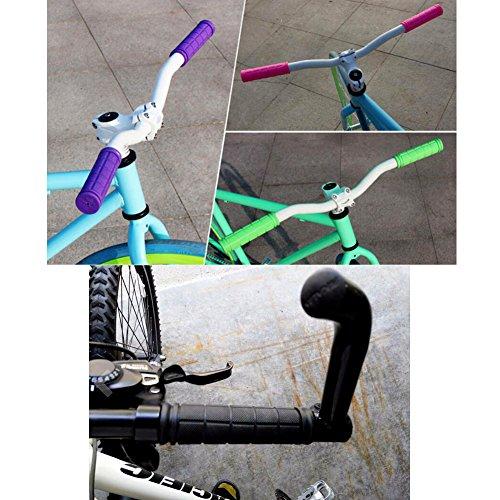 Sokey Soft BMX MTB Cycle Road Mountain Bicycle Scooter Bike Handle bar Grips