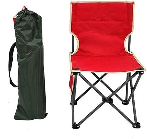 Fauteuils pliants Portable Pliable Mini Chaise Léger Camping
