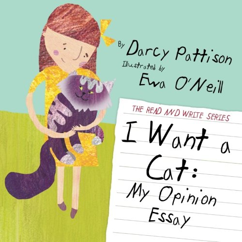 Want Cat Opinion Essay Write product image