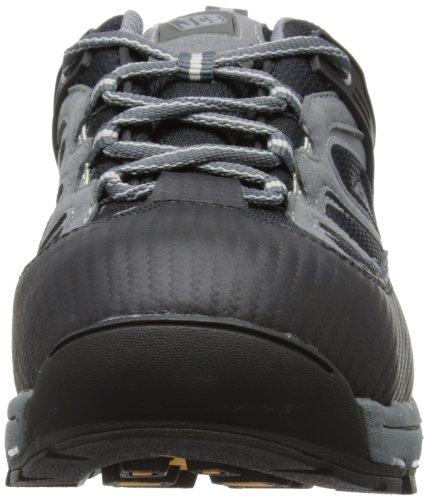 Jcb - Scarpe di sicurezza TRAKMID/GB Uomo, Grigio (Black/Grey), 40.5 (7 UK)
