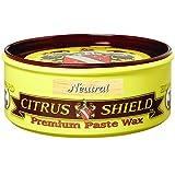 Howard CS0014 Citrus Shield Paste Wax, 11-Ounce, Neutral