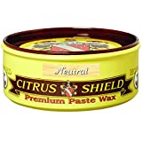 Howard CS0014 Citrus Shield Paste Wax, 11-Ounces Neutral