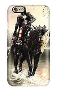 Iphone 6 Case, Premium Protective Case With Awesome Look - Strong Warrior