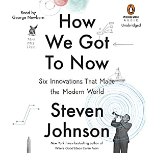 How We Got to Now | Livre audio