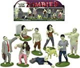 Accoutrements Glow In The Dark Flesh Eating Zombies Play Set