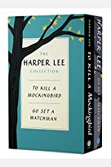 The Harper Lee Collection: To Kill a Mockingbird + Go Set a Watchman (Dual Slipcased Edition) Hardcover