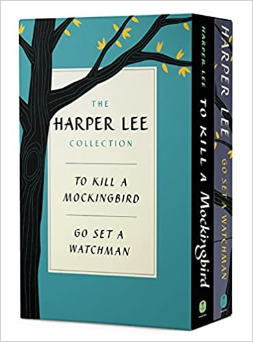 The Harper Lee Collection To Kill A Mockingbird Go Set A Watchman