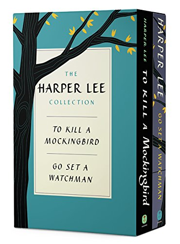 Book cover from The Harper Lee Collection: To Kill a Mockingbird + Go Set a Watchman (Dual Slipcased Edition)[BOX SET] by Harper Lee