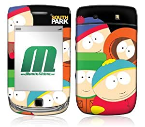 MusicSkins, MS-SPRK70199, South Park - Crew, BlackBerry Torch (9800), Skin