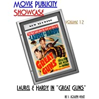 """Movie Publicity Showcase Volume 12: Laurel and Hardy in """"Great Guns"""""""