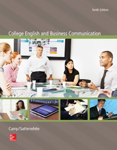 College English and Business Communication by McGraw-Hill Education