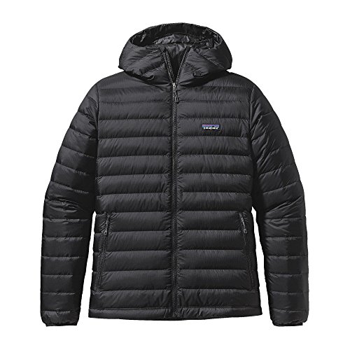 Patagonia Men's Down Hooded Jacket Sweater