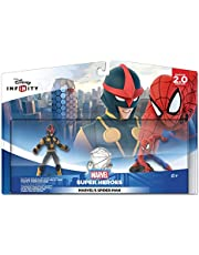 Disney Infinity 2.0 Marvel Super Heroes Spiderman Play Set - Spiderman Edition
