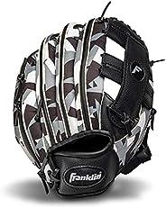 Franklin Sports RTP Digi-Camo Teeball Performance Gloves, 9.5&