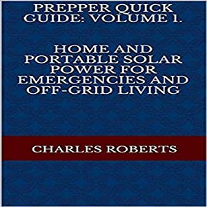 Prepper Quick Guide, Volume 1 Audiobook