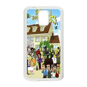 Samsung Galaxy S5 Phone Case The Simpson WC-C29000