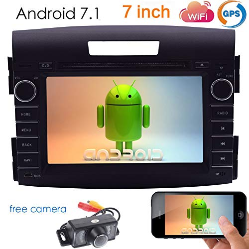 EINCAR Android 7.1 GPS Car Stereo Radio DVD Player: Amazon.co.uk: Electronics
