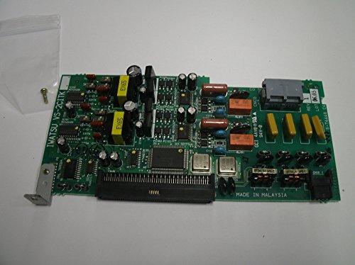 Iwatsu Adix VS - VS 2CITK - 2 Port Caller ID Analog Trunk Expansion Module - SPL