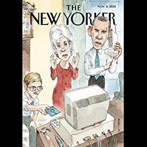 The New Yorker, November 11th 2013 (Nicholas Lemann, Anne Applebaum, John Cassidy) Periodical