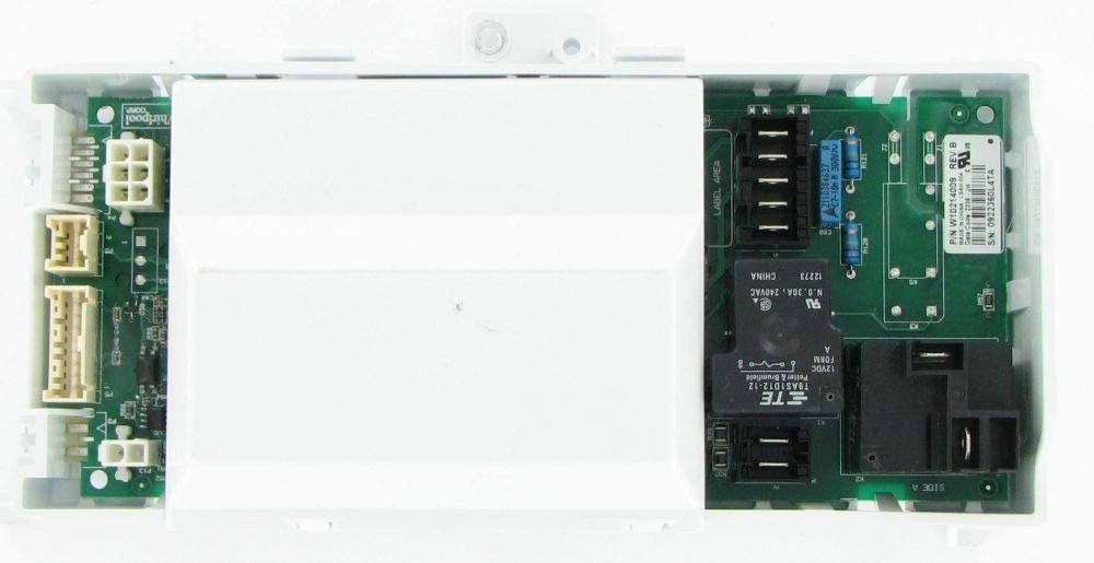 CoreCentric Laundry Dryer Electronic Control Board replacement for Whirlpool W10378252 / WPW10378252 (Renewed)