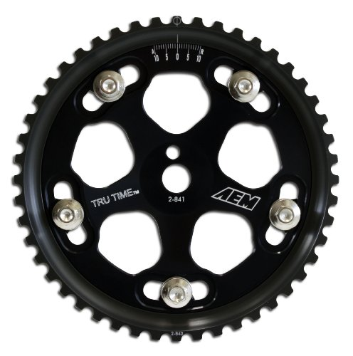 AEM 23-831BK Black Tru-Time Adjustable Cam -