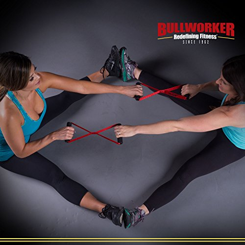 Isometric Exercises Equipment: Bullworker Iso-Bow: Isometric Exercise Equipment; Portable