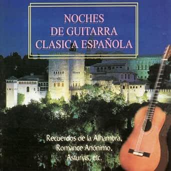 Noches De Guitarra Clasica Española de María Esther Guzmán ...