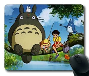 My Neighbor Totoro Cartoon Mouse Pad/Mouse Mat Rectangle by ieasycenter