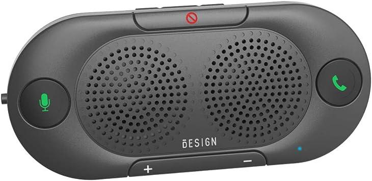 2019 authentique 2019 original pas de taxe de vente Besign BK06 Kit-Voiture Mains Libres Bluetooth pour Voiture sur  Pare-Soleil, Support du GPS, Kit Mains-Libres et Enceinte sans Fil pour  Smartphones, ...
