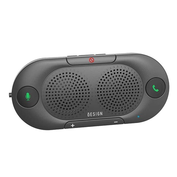 39 opinioni per Besign BK06 Kit Vivavoce Bluetooth per Auto, per Chiamate Viva voce, GPS e