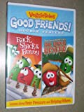 Veggie Tales Good Friends Double Feature; Rack, Shack & Benny & Big River Rescue
