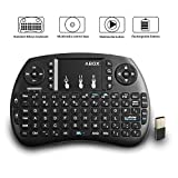 Image of GooBang Doo 2.4GHz Multi-media Portable Wireless Handheld Mini Keyboard with Touchpad Mouse for XBox 360, PC, PAD, PS3, Google Android TV Box, HTPC, IPTV