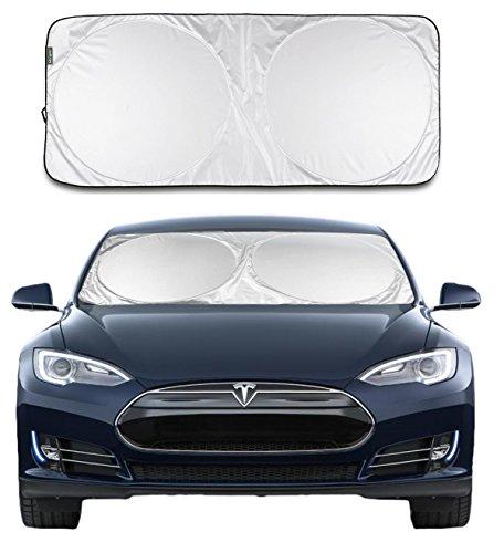 Metallic Auto Sunshade - 4