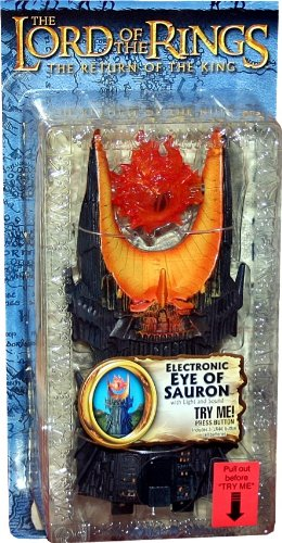 Lord of the Rings Return of the King Collectors Series Action Figure Eye of Sauron