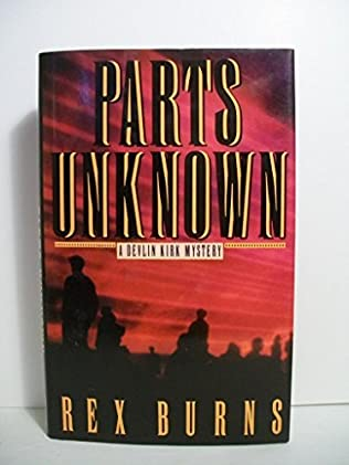 book cover of Parts Unknown
