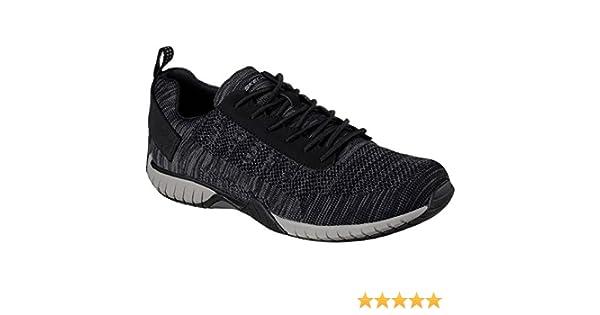 Skechers Sendro Malego Mens Sneaker Oxfords Black 11