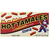 Hot Tamales RetroTheater Size Boxes (Pack of 12)