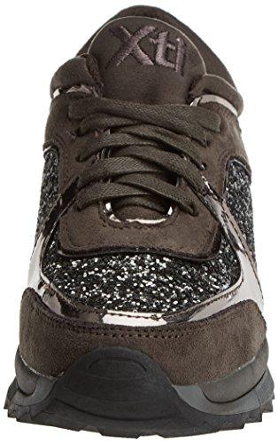 Zapatillas 047415 gris Para Xti Mujer Gris WO1xffngS