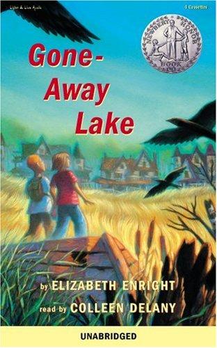Gone-Away Lake (Gone-Away Lake Books (Audio)) by Listen & Live Audio, Inc. (Image #1)