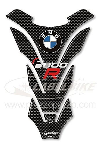 PROTECTION DU RÉ SERVOIR F800 r ADHÉ SIFS ré servoir RÉ SINE 3D CARBONE F800R pour MOTORRAD BMW F 800 Labelbike