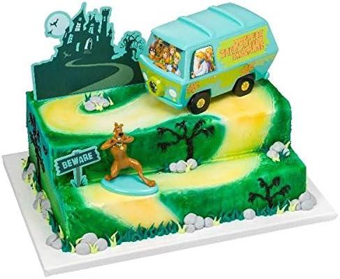 Superb Amazon Com Decopac 7220 Decorating Scooby Doo Mystery Machine Funny Birthday Cards Online Alyptdamsfinfo