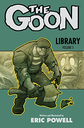 The Goon Library Volume 5 -