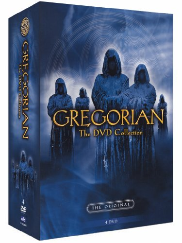 Gregorian - The Dvd Collection (4 Dvd) - - Collection Gregorian