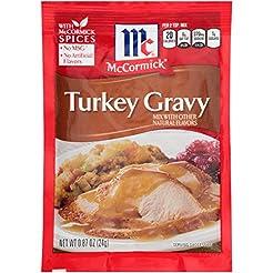 McCormick Turkey Gravy Mix, 0.87 oz