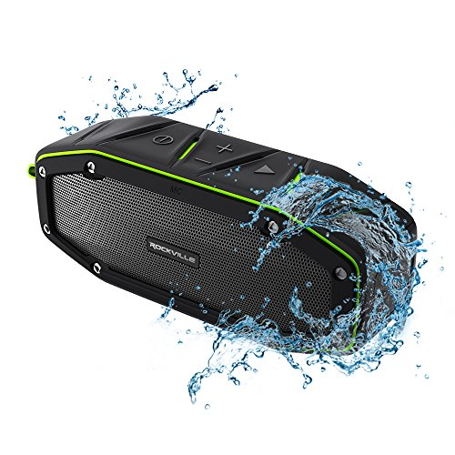 Rockville RPB27 20w Rugged Portable Waterproof Bluetooth Spe